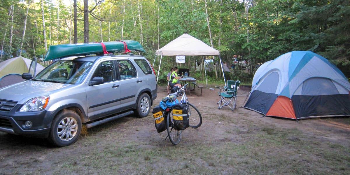 Killbear Harold Point Campground