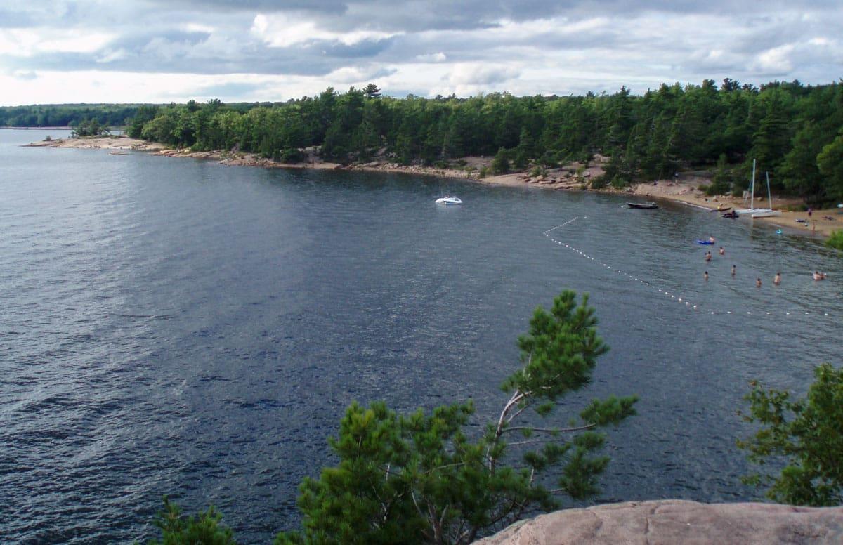 Killbear - Harold Point Bay