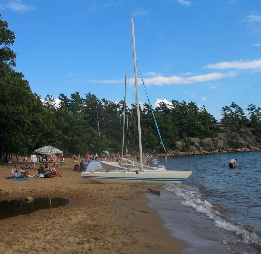 Killbear - Harold Point Beach