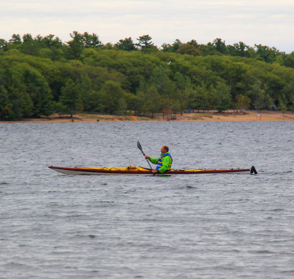 Killbear - Kayaking