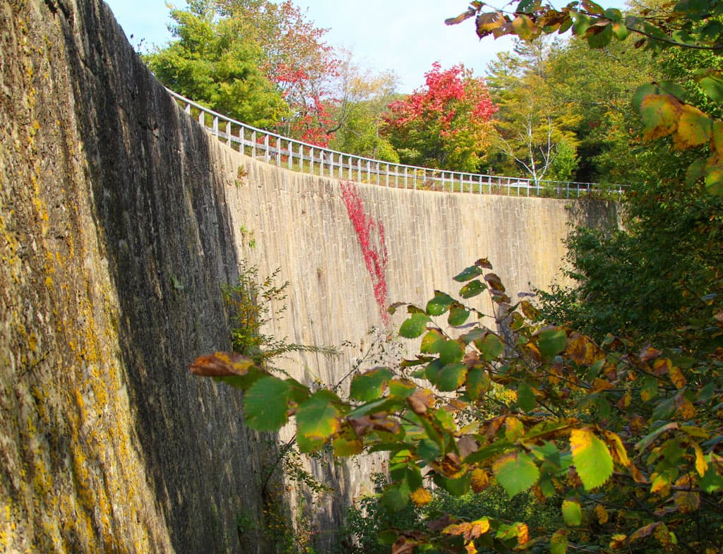 Stone Arch Dam Jones Falls