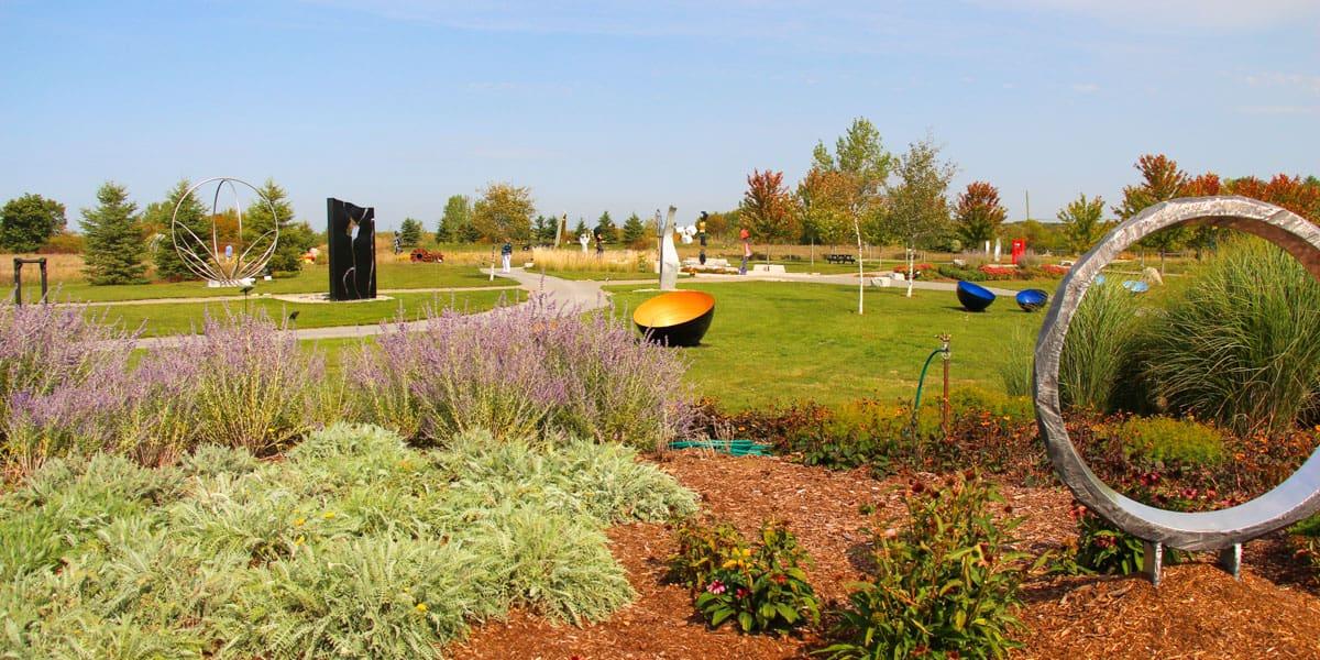 Huff Estates - Oeno Gallery and Sculpture Garden