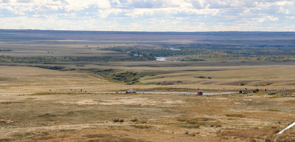 Oldman River Valley