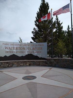 Peace Park Plaza Waterton Lakes National Park
