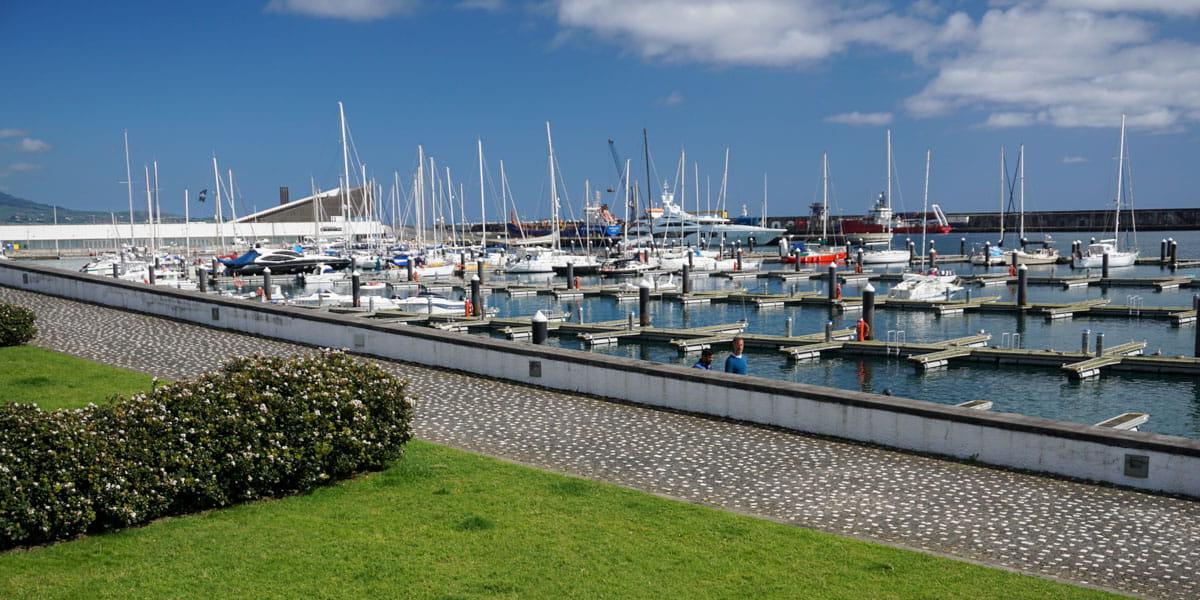 Moorings Ponta Delgada Marina
