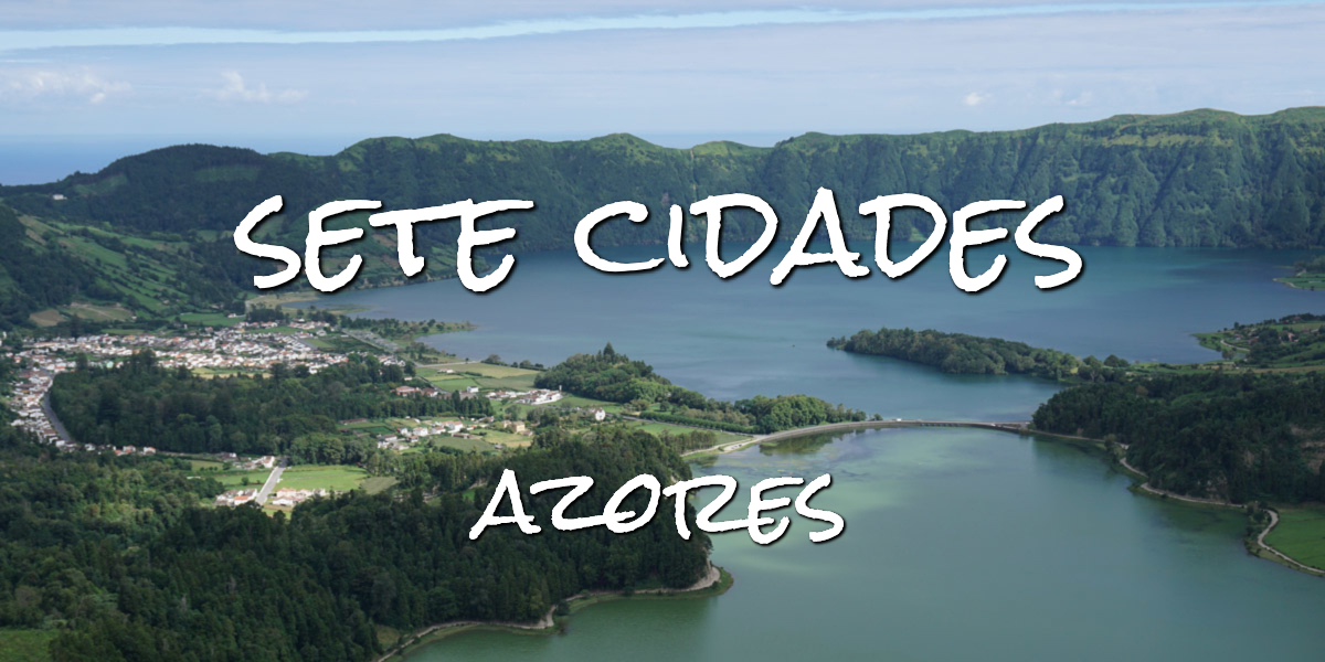 Sete Cidades Lake Azores
