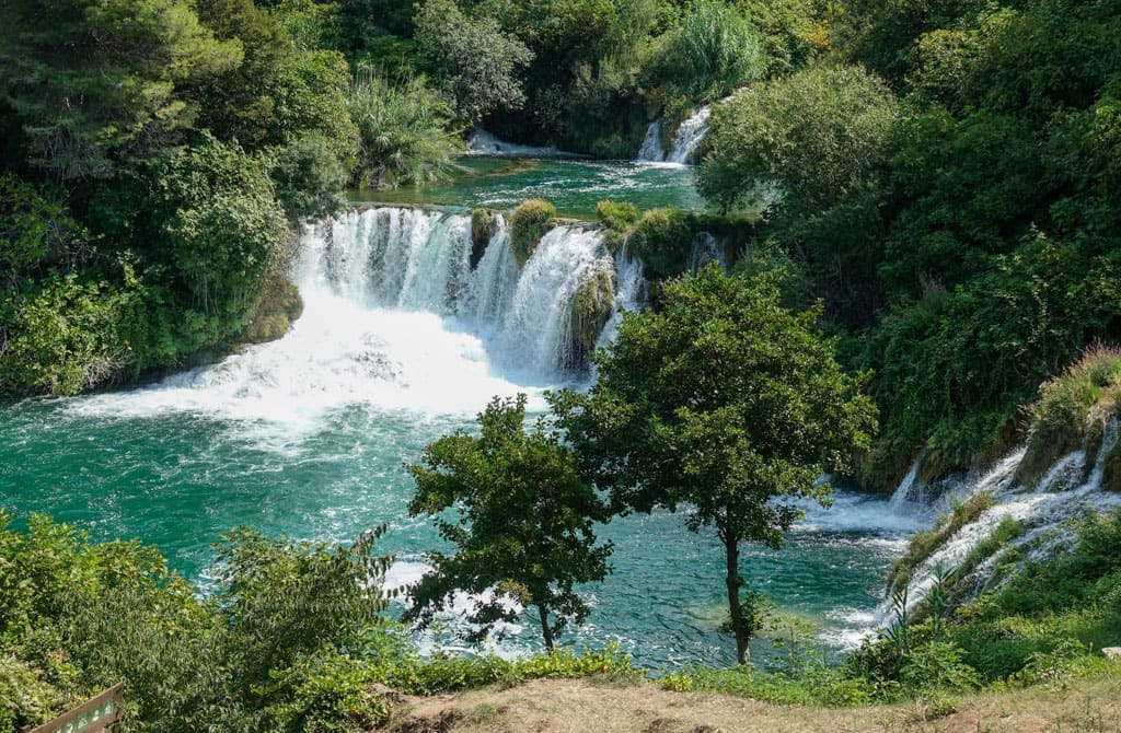 Waterfalls Krka National Park