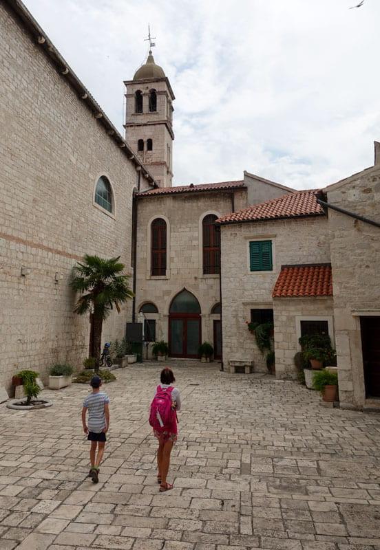Courtyard Church of Saint Francis