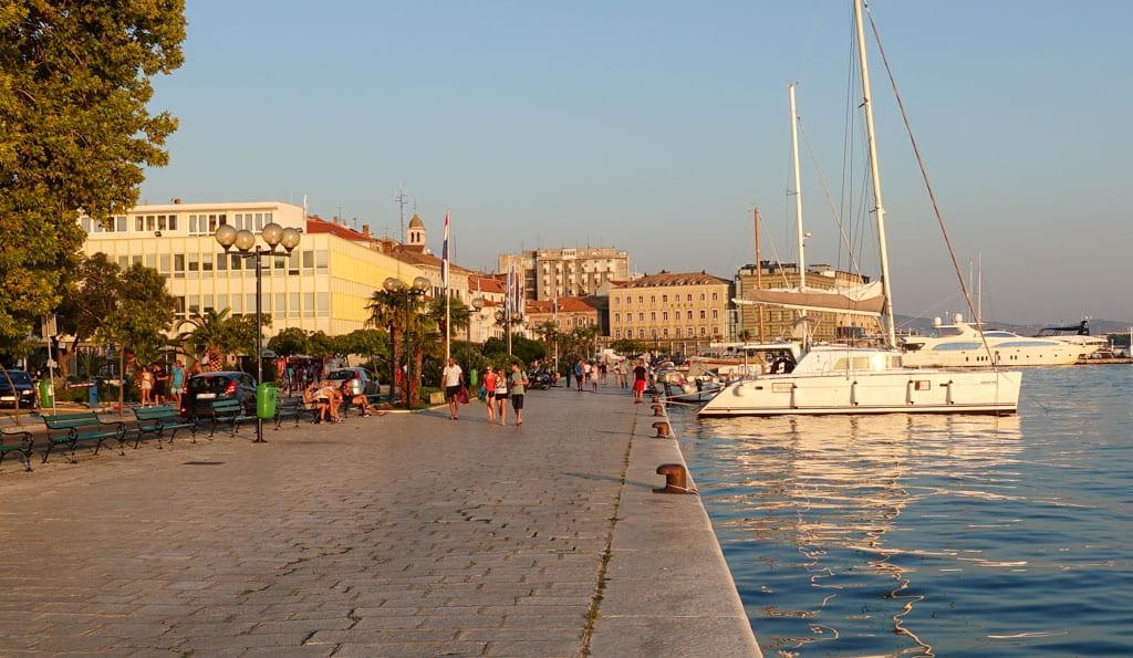 Promenade Sibenik Waterfront