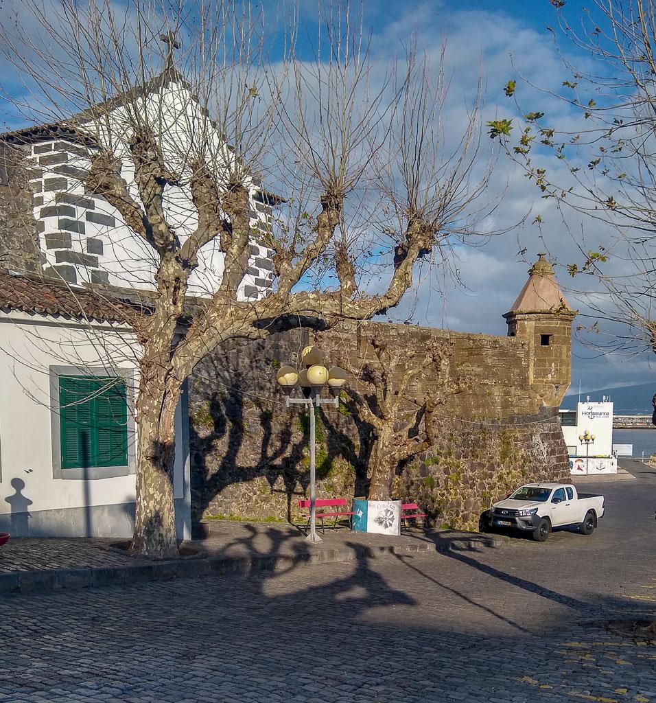 Forte de Santa Cruz Horta Faial