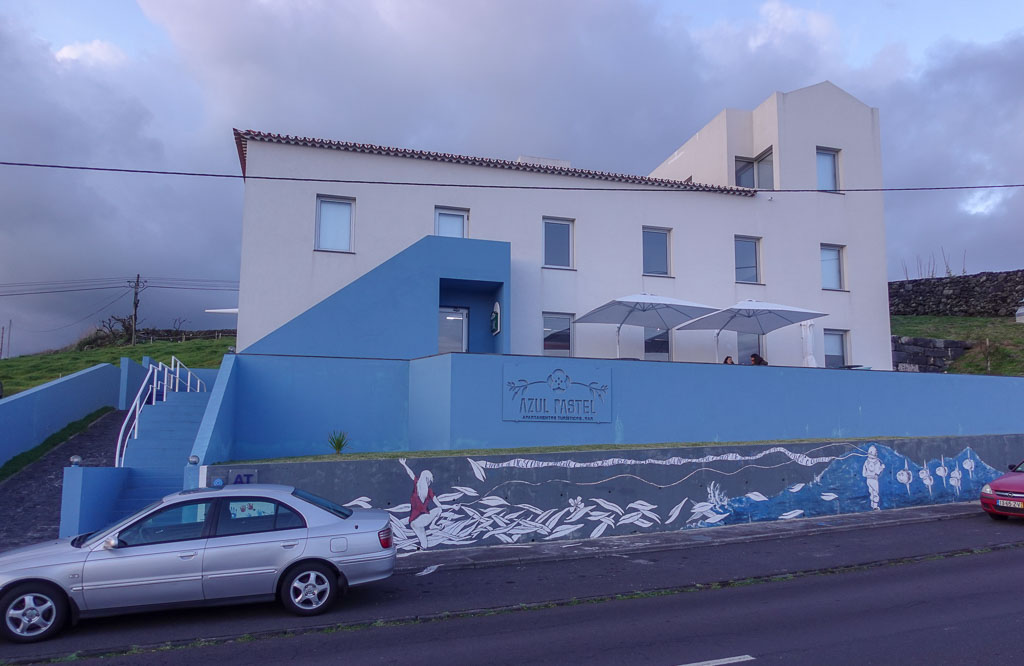 Faial Accommodations - Lofts Azul Pastel