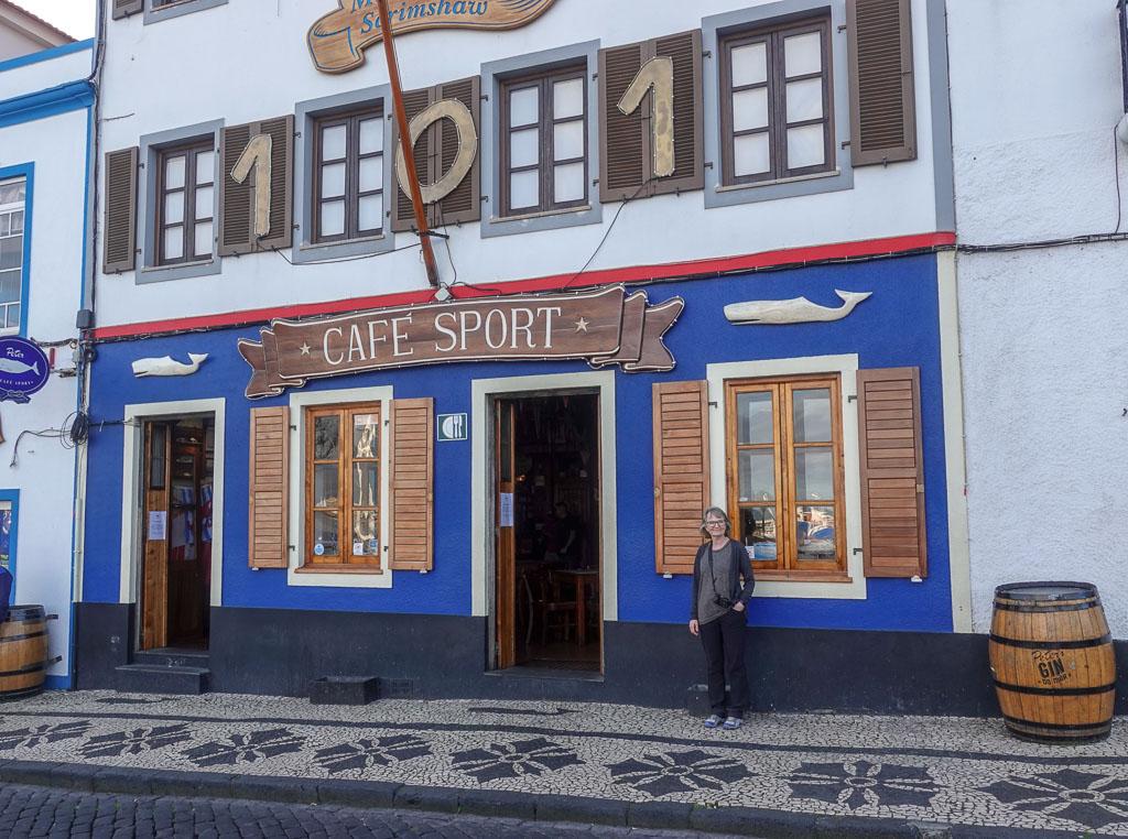 Pete Cafe Sport Exterior Horta
