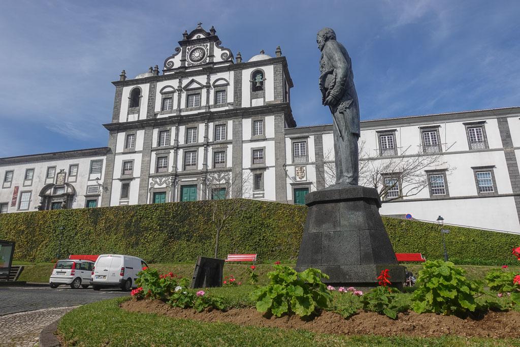 Sao Salvador Chuch Horta Faial